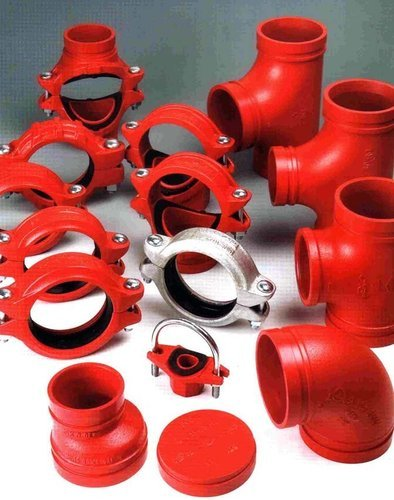 NATIONAL Grooved Pipe Fittings, Fitwel Industries | ID