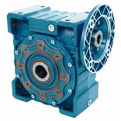 Hollow Shaft Aluminum Worm Gear Box