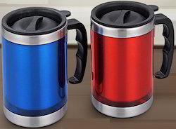 Coffee Mug Inside Metal