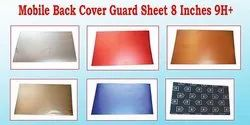 Mobile Back Cover Guard Sheet 8 Inches
