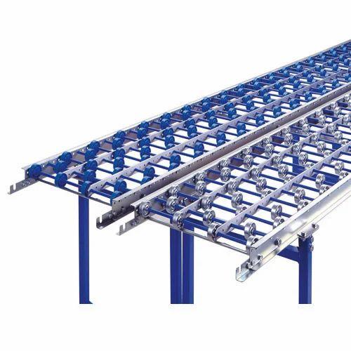 Manual Push Conveyor
