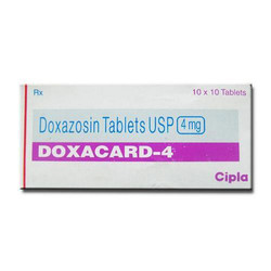 Doxacard 4Mg Tablet
