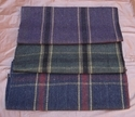 Single Shoddy Wool Blanket, Size: 5*7 Feet