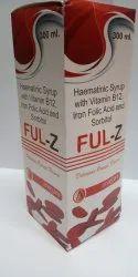 Haematinic Syrup with Iron Folic Acid and Sorbitol