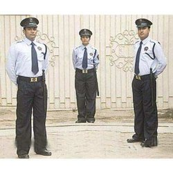 Unarmed Male Commercial Security Service