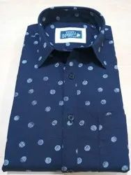 Men's Formal Printed Shirts
