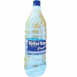 PVC Water Bottle Sticker, Packaging Type: Roll