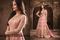 Net Maisha Roush Designer Partywear Suits