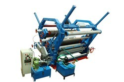 SCD-221 High Speed Double Profile Corrugation Machine