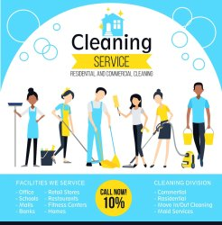 Residential Home Cleaning Services, in India
