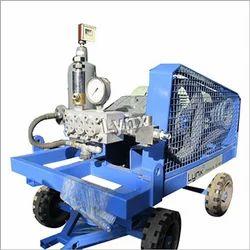 High Pressure Plunger Pumps