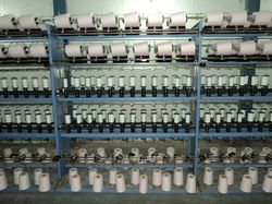 Single Yarn Covering Machine