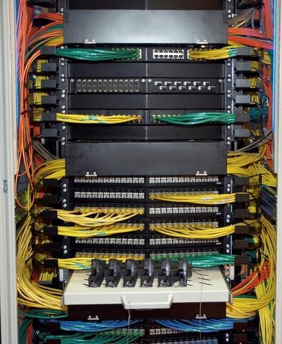 Network Cabling Services Amp Cat 6 Cable Whole Trader From New Delhi