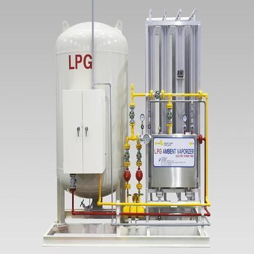 LPG Installation Service - Boiler Fuel Conversion Service