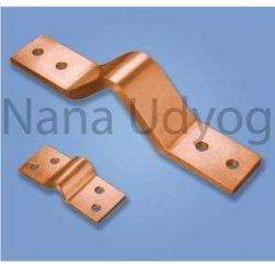 Press Welded Laminated Copper Flexible Connector
