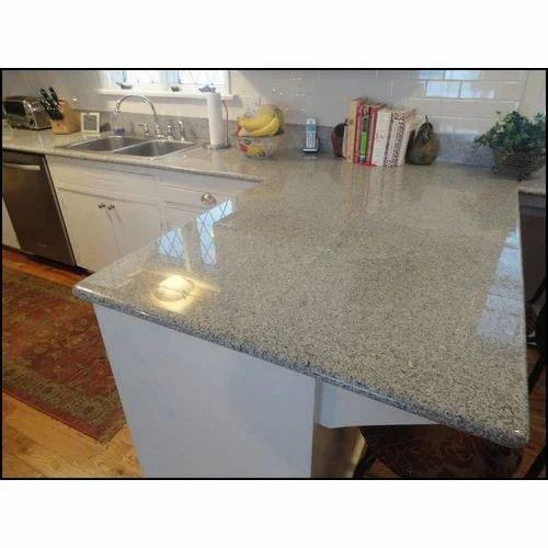 Imperial White Granite Countertop Slab, 15-20 Mm, Rs 60 /square ...
