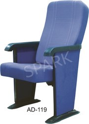 AD-119 Auditorium Tip-Up without Push Back Chair