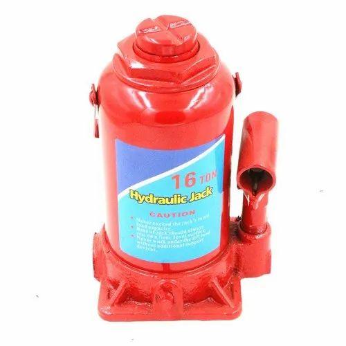 Hydraulic Bottle Jack 16 ton