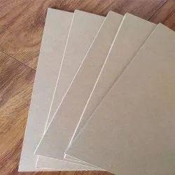 Holz-Sub Brand Double Sided Imported Sublimation MDF Sheet 3 mm, Finish Type: Matte
