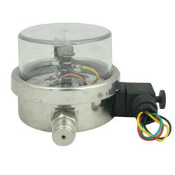 SS Electronic Contact Pressure Gauge