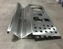 GI Laser cutting services