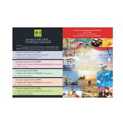Corporate Brochure Cover Printing Service
