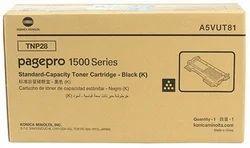Konica Minolta TNP 28 Black Toner Cartridge
