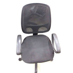 Microfiber Office Executive Chair, Back Rest Adjustable: Yes, Adjustable Seat Height: Yes