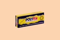 Industrial Grade Polyfix Cyanoacrylate Adhesive Non Blooming Adhesive, 50 Gram