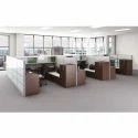 Optional Linear Office Workstation