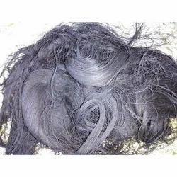 Sizing Blue And Black Cotton Denim Yarn Waste