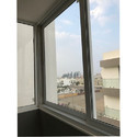 Household Aluminium Sliding Window Domal Section 65 X 27 X 1.5 mm