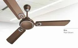 Brio Pearl Brown Ceiling Fan