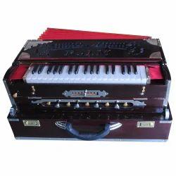 9 Scale 3 Line Portable Harmonium