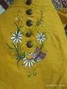 Yellow Kurti