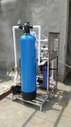 Industrial/Commercial 250 LPH RO Plant