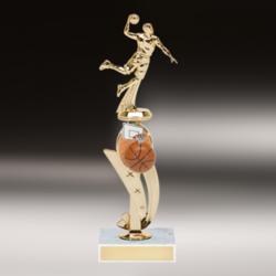 Budget Brass Trophy