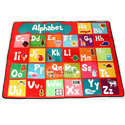 Alphabets Soft Velvet Carpet