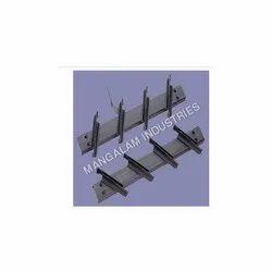 PVC Blade Louvers
