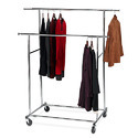 Double Rail Display Rack