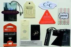 Customized Paper Printed Tag
