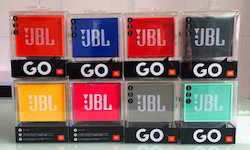 JBL MultiColor Original Go Portable Mini Bluetooth Speaker, Model No.: Jbl Go