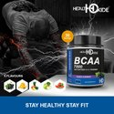BCAA 7000 Tangy Pineapple 300 gm
