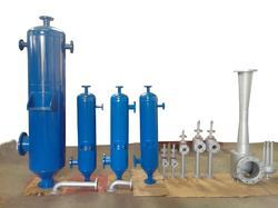 Steam Jet Ejector Vacuum System With Baromatric Condenser For Edible Oil Refinery