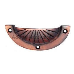 Azmon Brass Drawer Pull