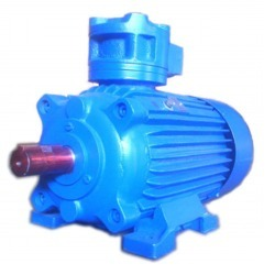 Geared Speed Motor