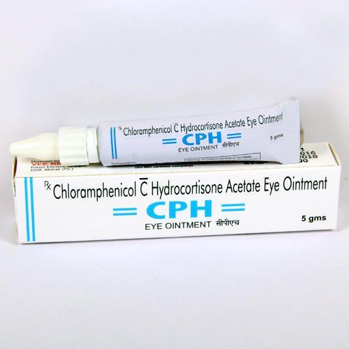 Chloramphenicol & Hydrocortisone Eye Ointment, 5 Grams, Rs ...