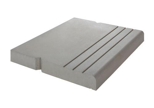 Pvc Mould For Cobbal Stone Rcc Railway Coping Mould