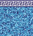 Swimming Pool Random Mix Mosaic Tiles