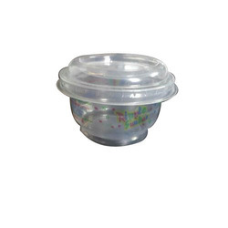 Gaj Gayatri Disposable Plastic Printed Pet Cup